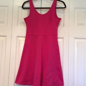 Old Navy Fit and Flare stretchy dress